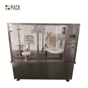 40-1000ml bi tevahî kontrola dîjîtal ya otomatîkî û makîneya dagirtina liquid