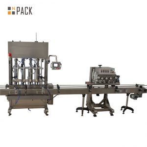 Table top peristaltic pump vial machine pluging and sealing machine