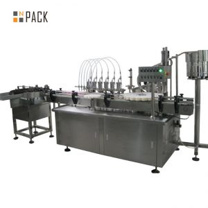 10ml Eye Drop Filling Capping Machine and Labelling Machine